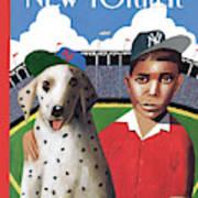 New Yorker May 1st, 1995 Art Print