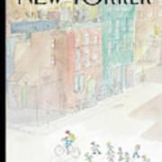 New Yorker May 20th, 2002 Art Print