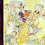 New Yorker May 23 1936 Art Print