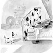 New Yorker May 23rd, 2005 Art Print