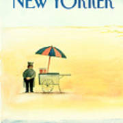 New Yorker May 25th, 1987 Art Print