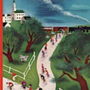 New Yorker May 28th, 1938 Art Print