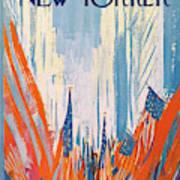 New Yorker May 29th, 1965 Art Print