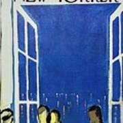 New Yorker May 30th 1964 Art Print