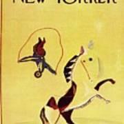 New Yorker May 31st 1976 Art Print