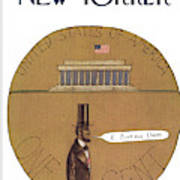 New Yorker May 3rd, 1976 Art Print