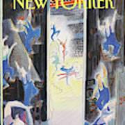 New Yorker May 3rd, 1993 Art Print