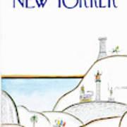 New Yorker May 4th, 1968 Art Print