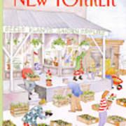 New Yorker May 6th, 1985 Art Print