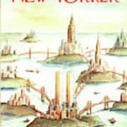 New Yorker May 8th, 1978 Art Print