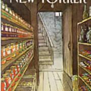 New Yorker November 10th, 1980 Art Print