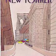 New Yorker November 14th, 1983 Art Print