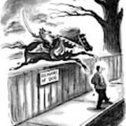 New Yorker November 14th, 1994 Art Print