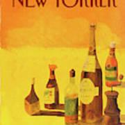 New Yorker November 17th, 1986 Art Print
