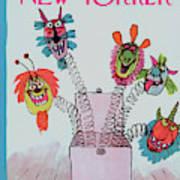 New Yorker November 1st, 1969 Art Print