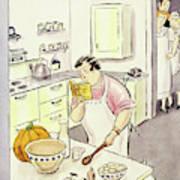 New Yorker November 27 1937 Art Print