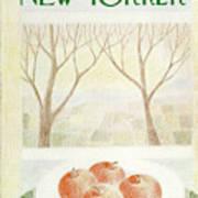 New Yorker November 28th, 1970 Art Print