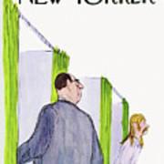 New Yorker November 4th, 1972 Art Print