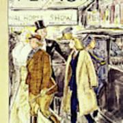 New Yorker November 5 1938 Art Print