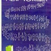 New Yorker November 5th 1960 Art Print