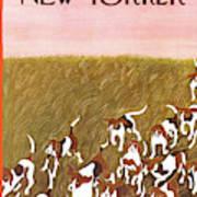 New Yorker November 6th, 1965 Art Print