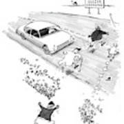 New Yorker October 13th, 1997 Art Print