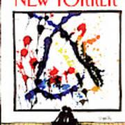 New Yorker October 15th, 1990 Art Print
