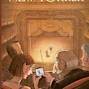 New Yorker October 19th, 1998 Art Print