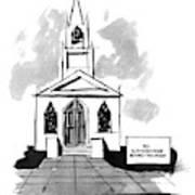 New Yorker October 3rd, 1994 Art Print