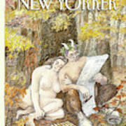 New Yorker October 4th, 1993 Art Print