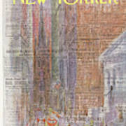 New Yorker September 11th, 1965 Art Print
