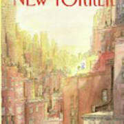 New Yorker September 12th, 1988 Art Print