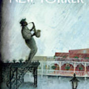 New Yorker September 12th, 2005 Art Print