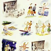 New Yorker September 14 1940 Art Print