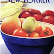 New Yorker September 14th, 1992 Art Print