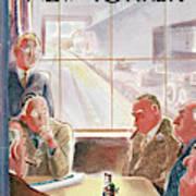 New Yorker September 15th, 1945 Art Print