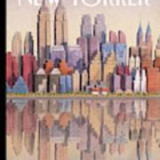 New Yorker September 15th, 2003 Art Print