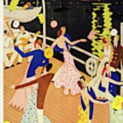 New Yorker September 20 1930 Art Print