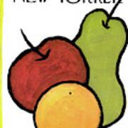 New Yorker September 26th, 1964 Art Print