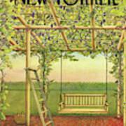 New Yorker September 27th, 1982 Art Print