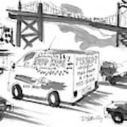 New Yorker September 27th, 1999 Art Print