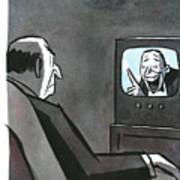 New Yorker September 30th, 1950 Art Print