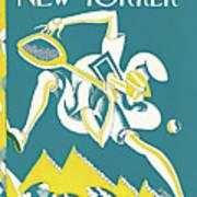 New Yorker September 5th, 1925 Art Print
