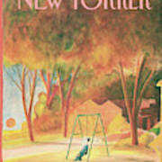 New Yorker September 9th, 1985 Art Print