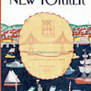 New Yorker September 9th, 1991 Art Print