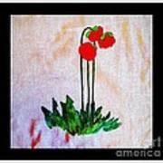 Newfoundland Pitcher Plant Art Print