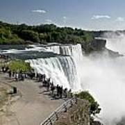 Niagara Falls - New York Art Print