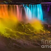 Niagara Falls 10 Art Print
