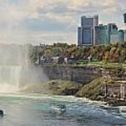 Niagara Falls 4039 Art Print