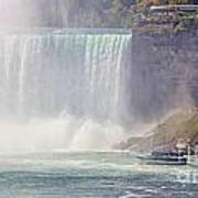 Niagara Falls 4050 Art Print